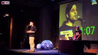 Final PoetrySlam Barcelona 2012-2013 - Marçal Font