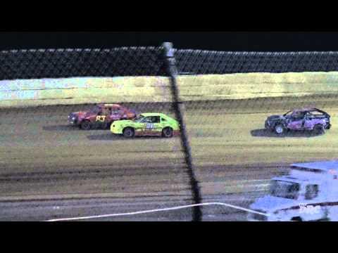 Moler Raceway Park | 8.28.15 | Tarvin Auto Service Freedom 4s | Heat 1