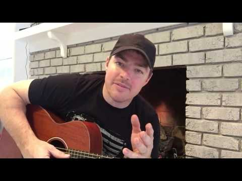 Any Ol Barstool  Jason Aldean  Beginner Guitar Lesson