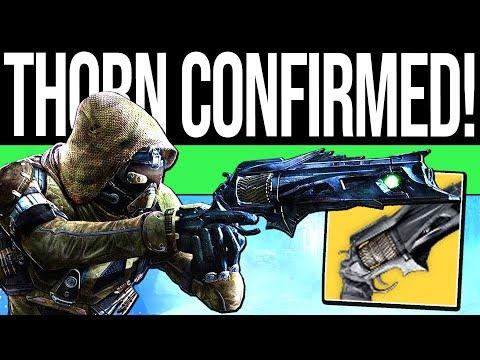 Destiny 2 | THORN RETURNS! Last Word Trailer, Jokers Wild Exotic & New Quest Teaser! thumbnail