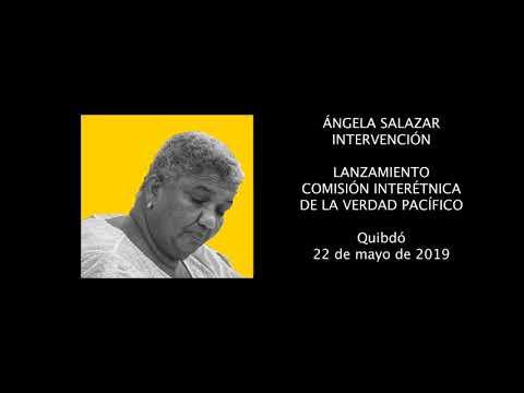 Homenaje a Ángela Salazar