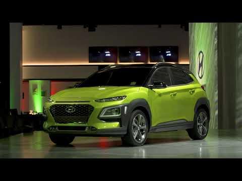 Hyundai Kona National Launch