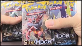 Unboxing A Pokemon Sun u0026 Moon Base Set Booster Box! Part 1/2