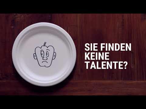 """Video-Sketch: meine Talente, Stellen & tolle Jobs. Das Rezept: """"myTaSte"""" von YouTube · Dauer:  31 Sekunden"""