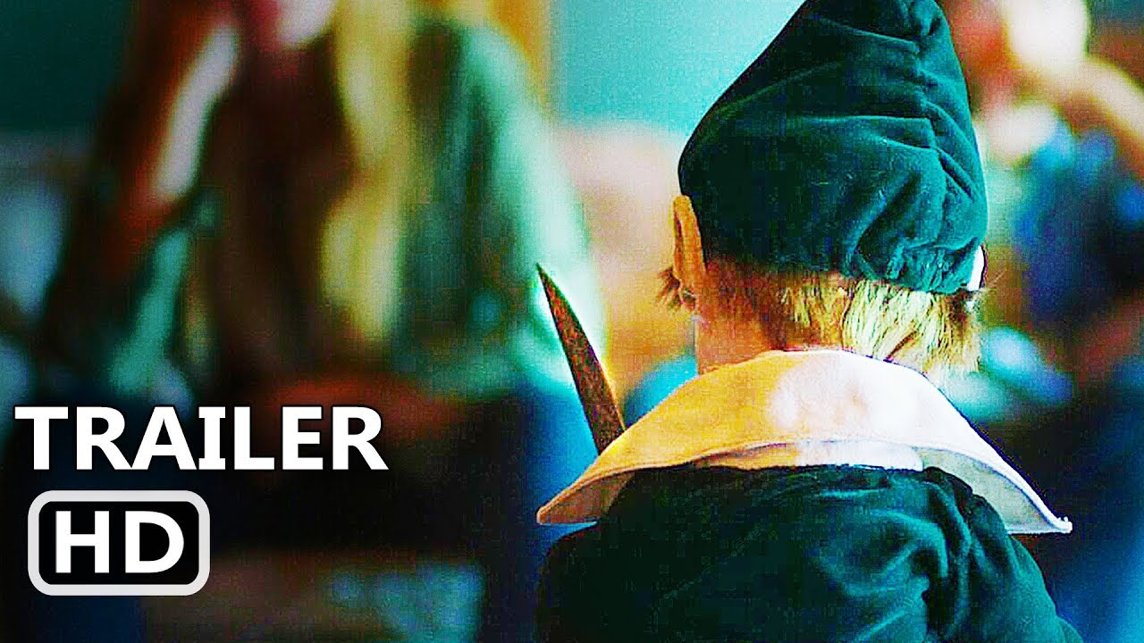 Download THE ELF Official Trailer (2017) Thriller, Movie HD