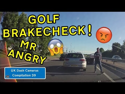 UK Dash Cameras - Compilation 39 - 2019 Bad Drivers, Crashes + Close Calls