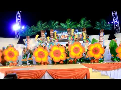 Lalaguna Street Dance Competition Champion 2013 CITY OF SANTA ROSA
