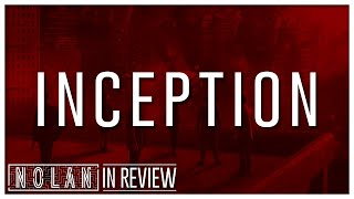 Inception - Every Christopher Nolan Movie Reviewed and Ranked