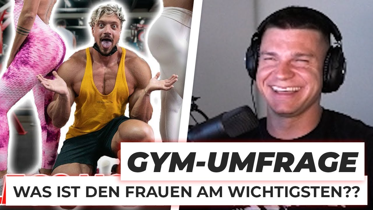 "SMARTGAINS reagiert auf ""Asking Girls: What's Men's most important Muscle"" von Jo Lindner"