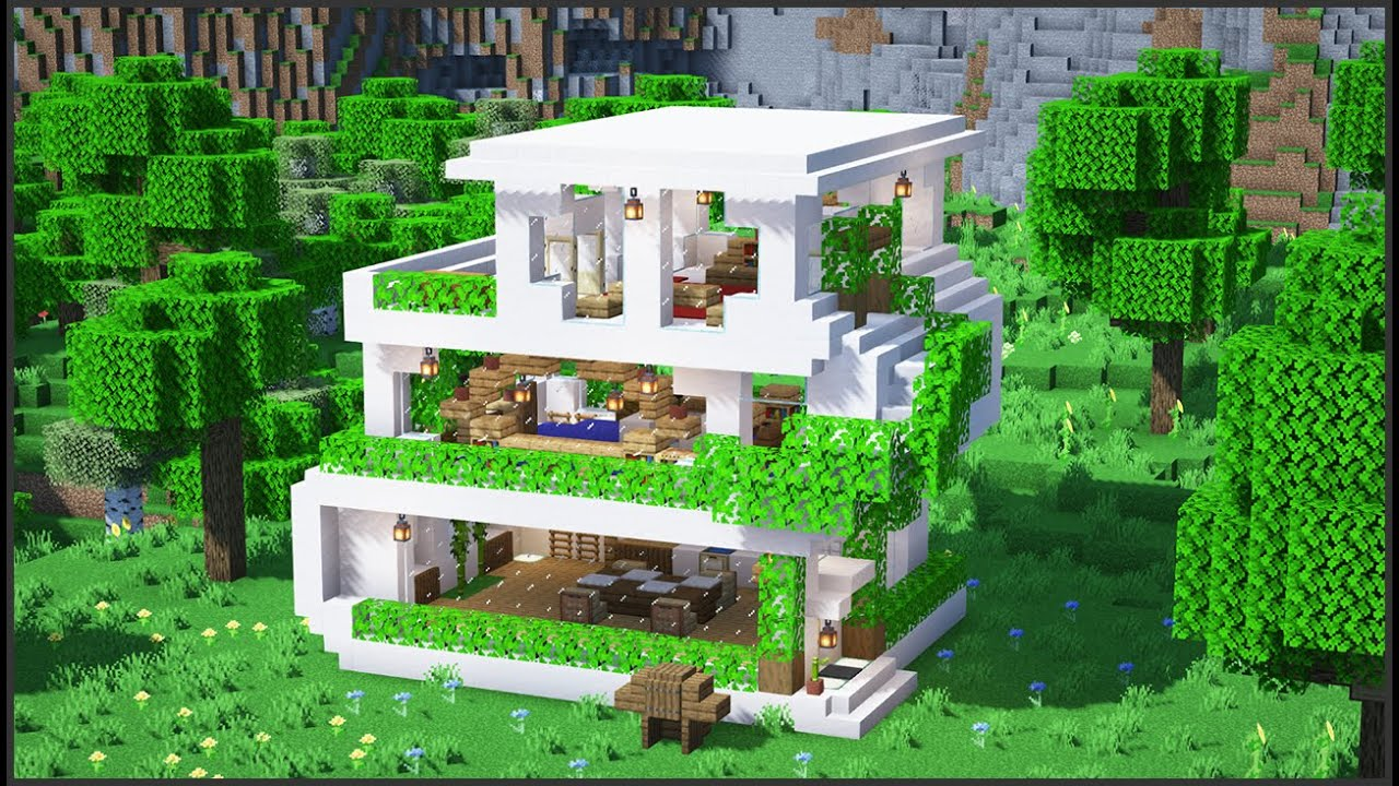 Minecraft   How to Build Your Dream House