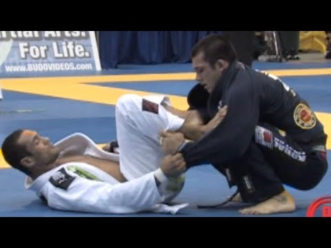 Michael Langhi VS Davi Ramos / Pan Championship 2011