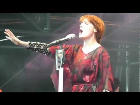 Florence and the Machine- Breath of Life (New Song) live at Lollapalooza 2012