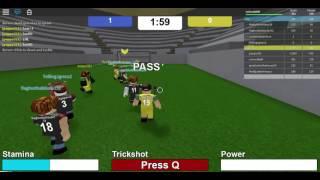 Roblox Kick Off #1 IM THE MVP