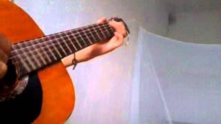 Mon qua vo gia. Guitar solo Sy Hoang