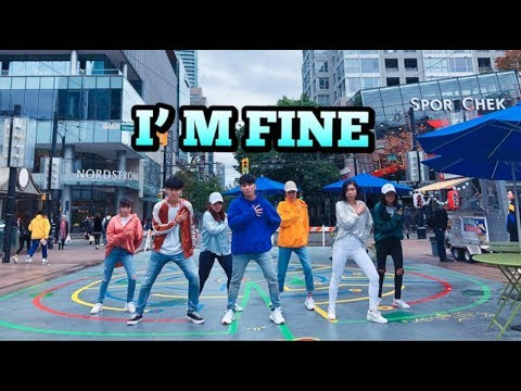 [KPOP IN PUBLIC Challenge] BTS - I'm Fine dance cover by FDS (vancouver)