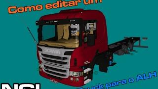 Como Editar um Truck para o Alh