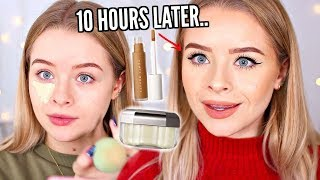 TESTING NEW FENTY BEAUTY CONCEALER + POWDER - HONEST THOUGHTS, NO PR | sophdoesnails