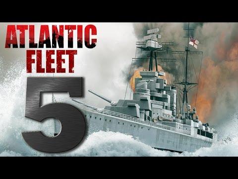 Atlantic Fleet:Uk Campaign-5-Bane of Submarines