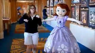 Creating Magical memories on the Disney Magic Cruise Line