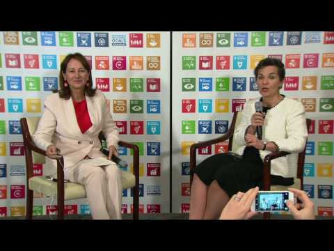Powering Up Ambition--Climate Action within the SDGs