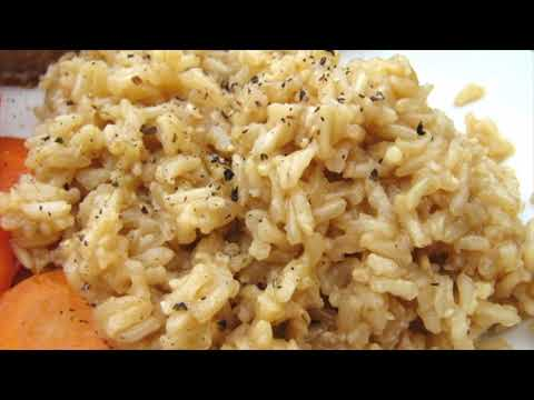 Cure Eczema With Brown Rice- Brown Rice Helps To Soothes Rashes And Sunburns