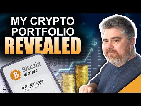 My $10 Million Crypto Portfolio REVEALED (Shocking Holdings)