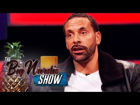 Rio Ferdinand On Receiving The Hair Dryer Treatment from Sir Alex Ferguson | The Big Narstie Show