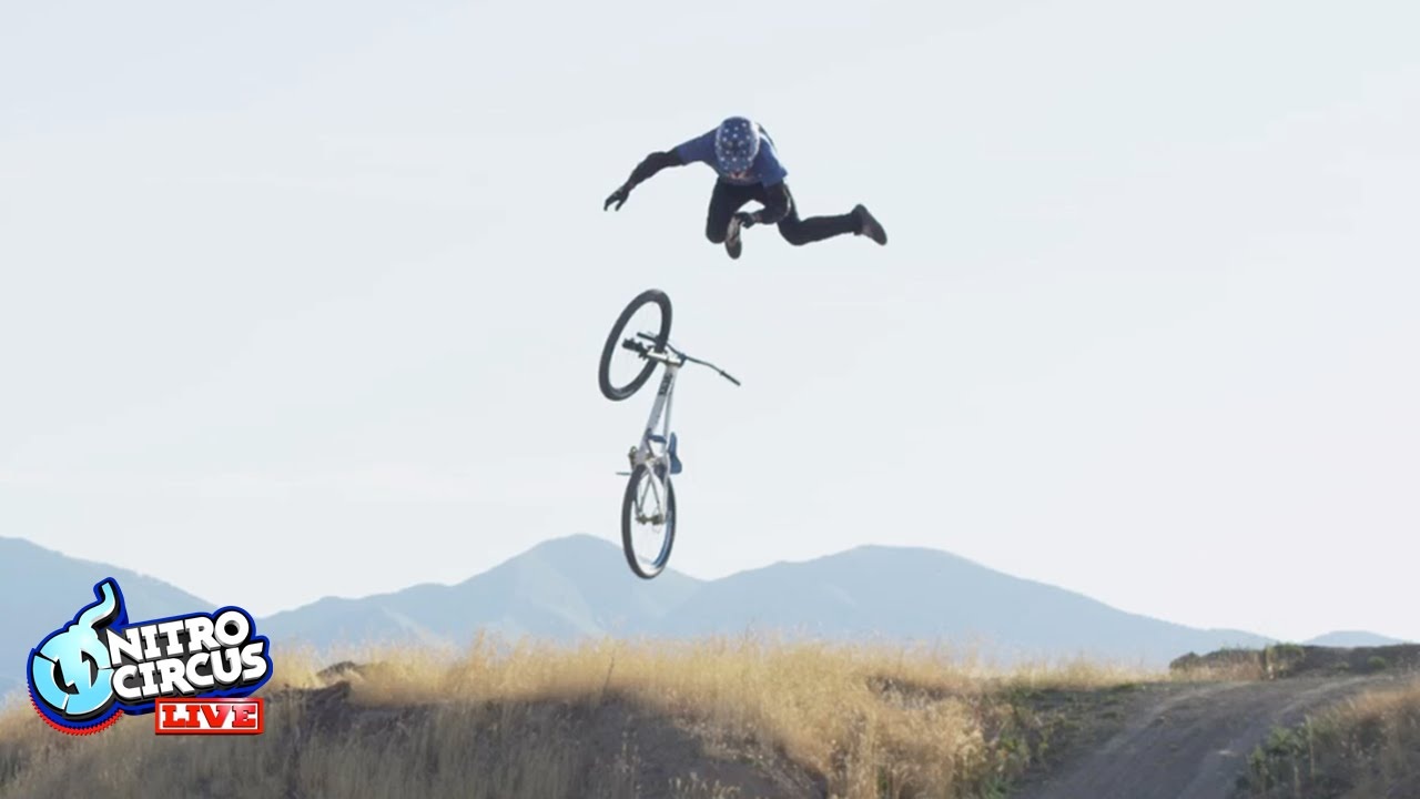 13 Gravity-Defying Bike Tricks That Should've B