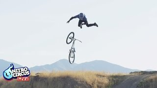 First Triple Backflip On A Mountain Bike | Travis Pastrana