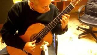 Tango Maria - Francisco Tárrega