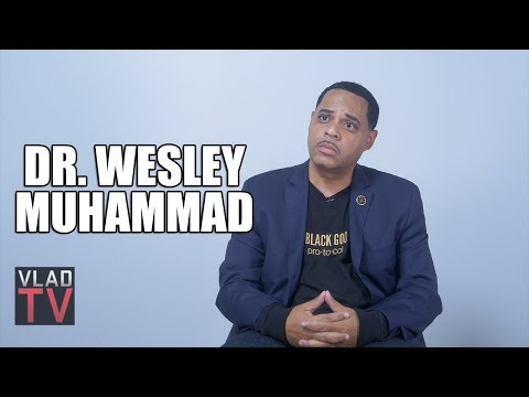 Dr. Wesley Muhammad: Hip-Hop Artists are Gods in the Black Community (Part 3)