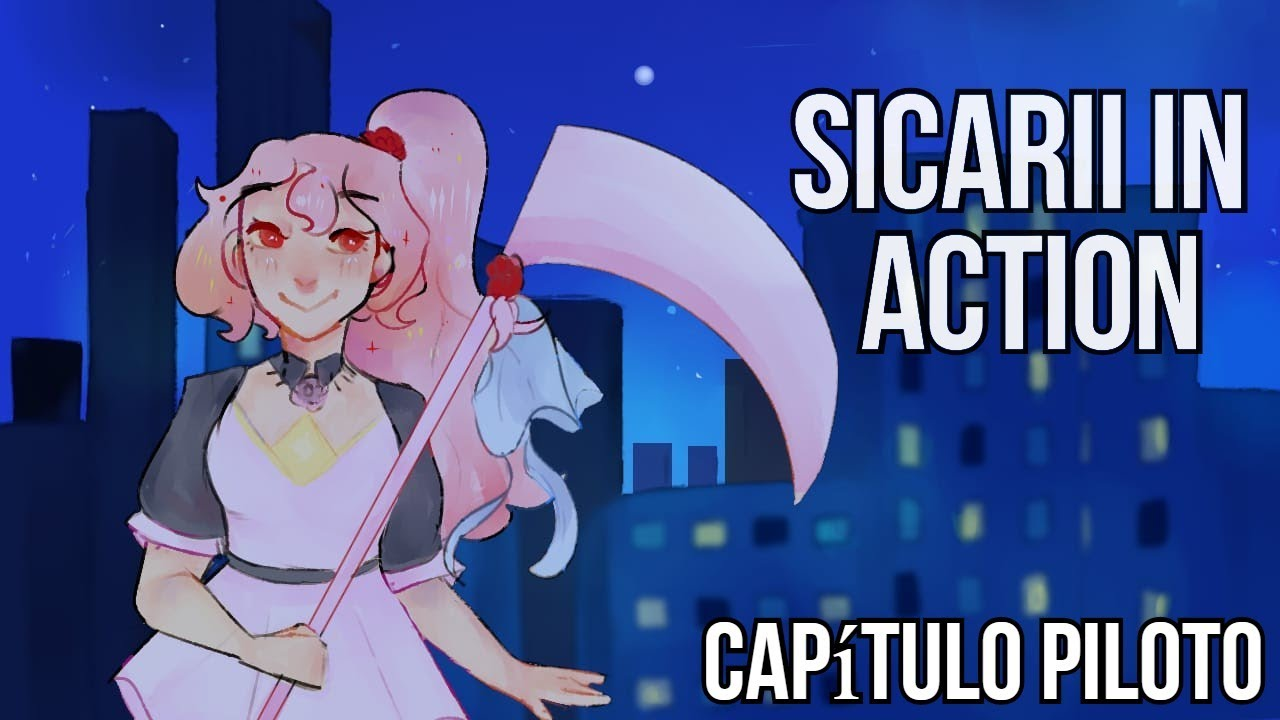 SICARII IN ACTION PILOTO | ComicDub