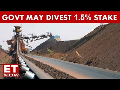 Govt To Divest 1.5 Pct Stake In NMDC Via OFS On Tuesday