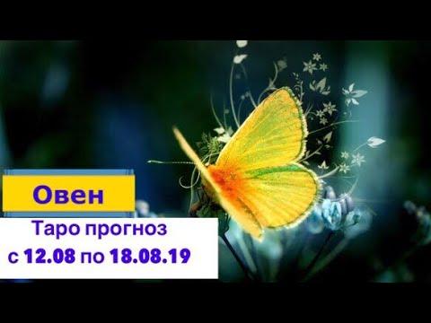 Овен гороскоп на неделю с 12.08 по 18.08.19 _ Таро прогноз