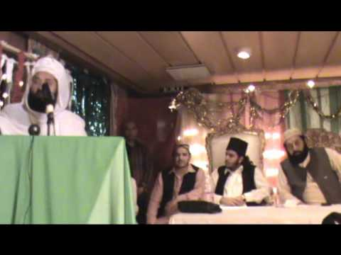 Sunni Conference Beyaan by Pir Syed Munawar Hussain Shah Sb on River Thames London 12.7.10 thumbnail