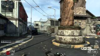 Call Of Duty: Black Ops 2 Multiplayer Gameplay PS3