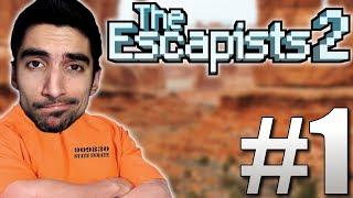 Στην άγρια Δύση - The Escapists 2 #1