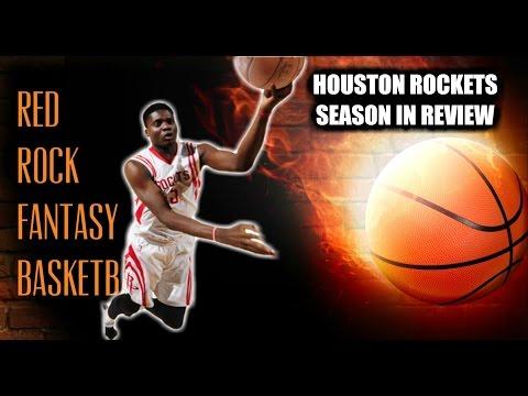 Houston Rockets Season In Review