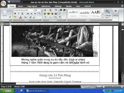 Hướng dẫn học Word 2007 trong 3 giờ.flv