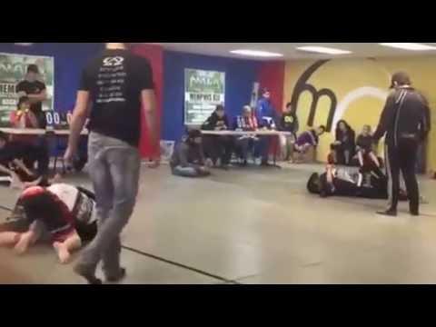 2016 Memphis Judo and Jiu jitsu in house tournament