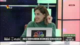 13/02/2019 ADALET TERAZİSİ