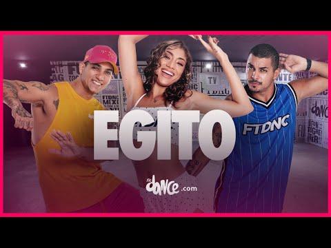 Egito - Wic e Dennis   FitDance TV (Coreografia Oficial)