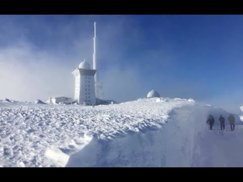 Cosmic Rays 7X More Effect on Climate, 71 Year Freeze Korea & Record Alps Snow (499)