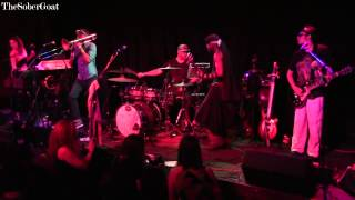 Yo Mama's Big Fat Booty Band - Full Set - The Social 03/13/2015