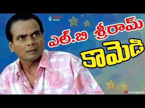 L. B Sriram Comedy Scenes - Jabardasth Telugu Comedy Scenes - 2016