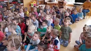Piosenka i skaczące nutki w Przedszkolu nr 3 w Działdowie