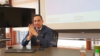 Does ASEAN matter? Johns Hopkins University SAIS talk by Richard Heydarian