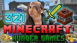 Minecraft: Hunger Games w/Mitch! Game 321 - Best Clutch Comeback!