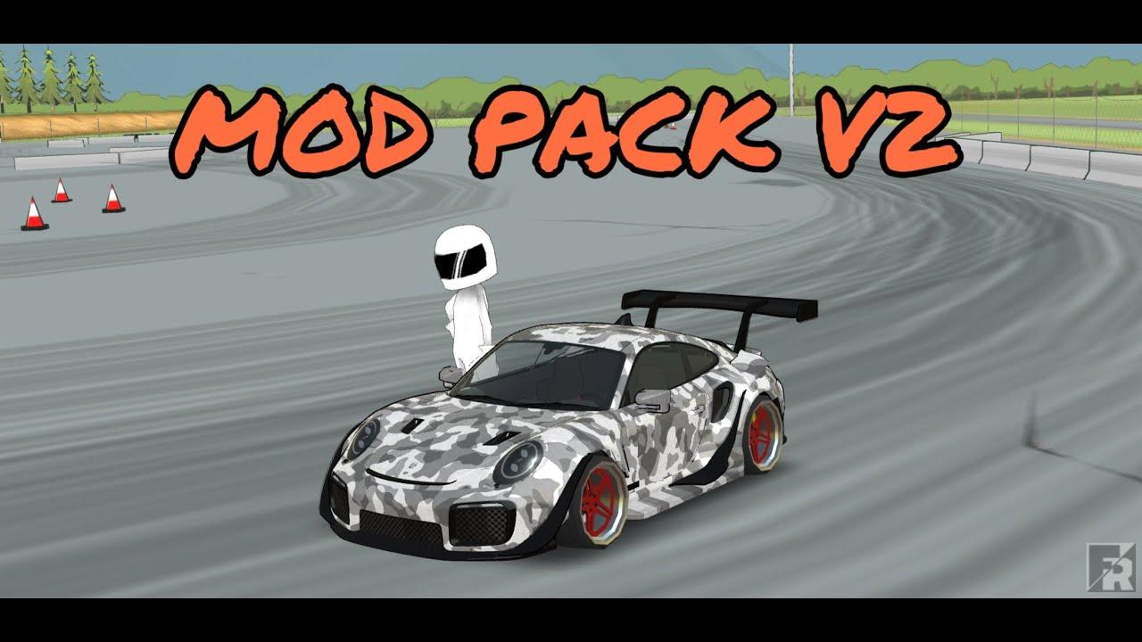 FR Legends Mod Pack V2 by SLV
