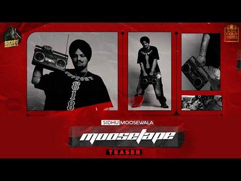 MOOSETAPE 2021 (Official Teaser) Sidhu Moose Wala